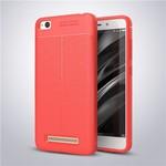 Силиконовая накладка Auto Focus для Xiaomi Redmi 5A Red