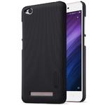 Накладка для Xiaomi Redmi 4A Nillkin Frosted Shield Black