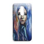 "Чехол Fashion Case для Xiaomi Redmi 5 Plus ""BlueGirl"""