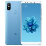 Мобильный телефон Xiaomi Mi A2 4/32GB  Голубой/Blue  (Global Version)