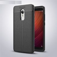 Силиконовая накладка Auto Focus для Xiaomi Redmi 5 Black