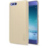 Накладка для Xiaomi Mi Note 3 Nillkin Frosted Shield Gold