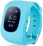 Умные часы Smart Baby Watch Q50 Голубые