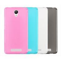 Силиконовая накладка одноцветная на Xiaomi