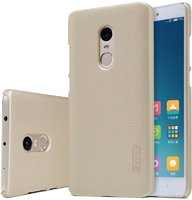 Накладка для Xiaomi Redmi 5 Nillkin Frosted Shield Gold