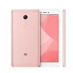 Мобильный телефон Xiaomi Redmi Note 4X 16GB+3GB Розовый\Pink