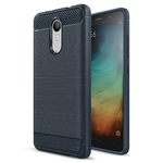 Силиконовая накладка для Xiaomi Redmi 5 Black (со вставками)