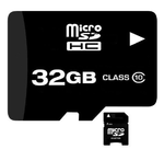 Micro SD 32Gb (Class 10)