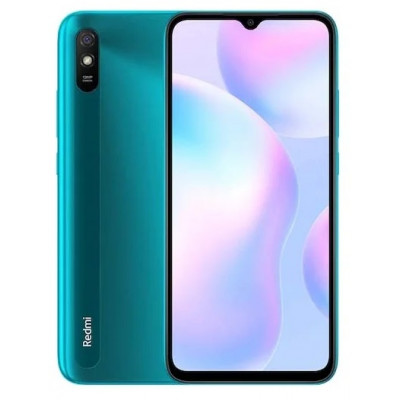 Смартфон Xiaomi Redmi 9A Зеленый/Green (GLOBAL VERSION) на заказ 1-3 дня